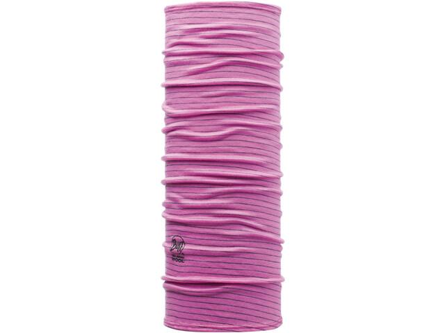 Buff Merino Wool Solid Scarve Barn pink